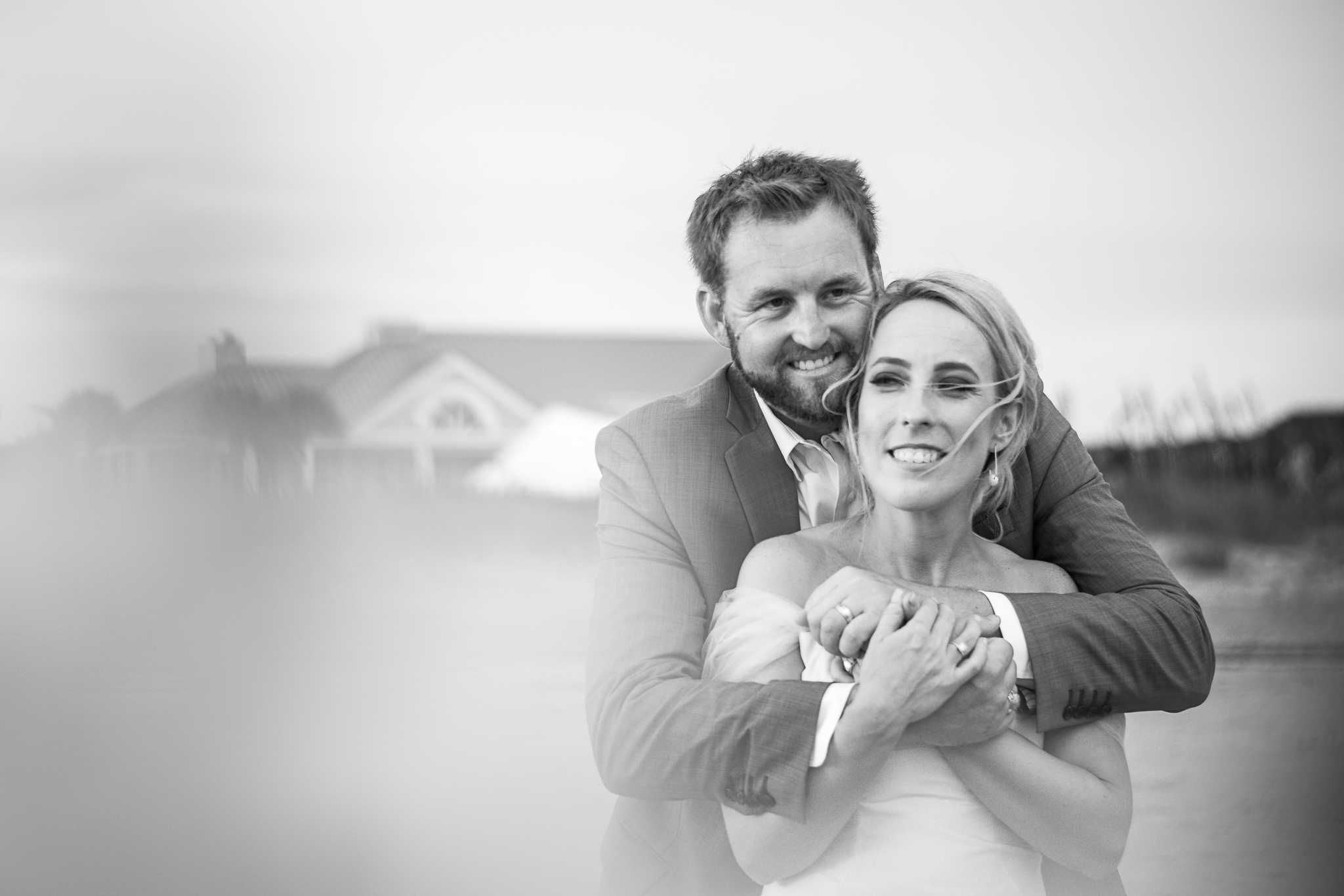 Citadel Beach House Wedding Isle of Palms Wedding