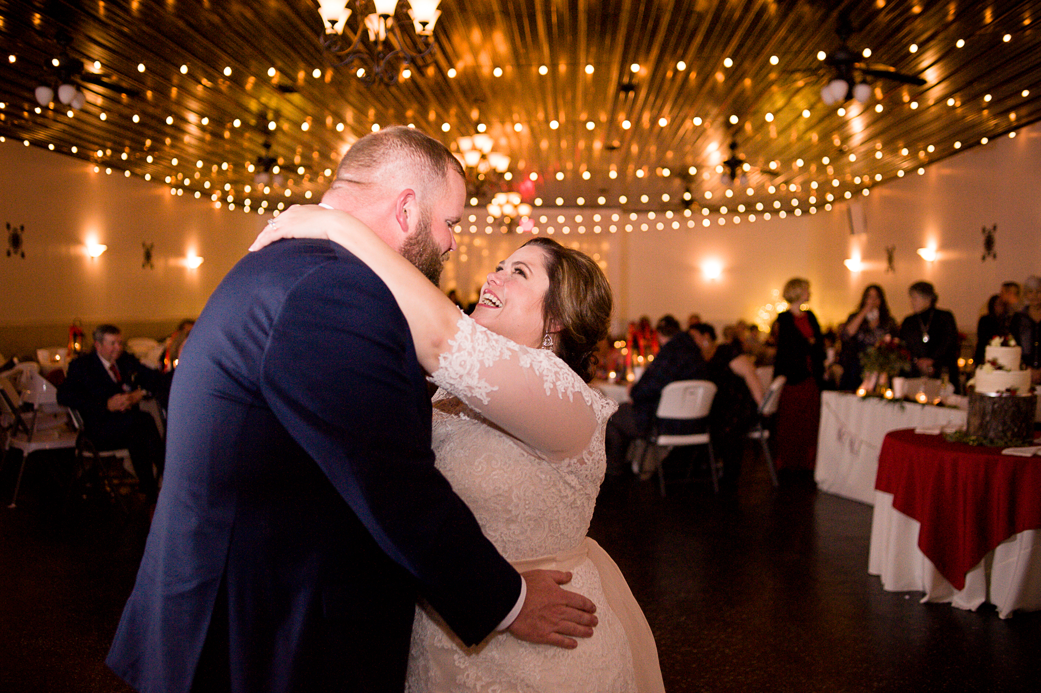 Gatherings of Dorchester , Charleston South Carolina Wedding Reception