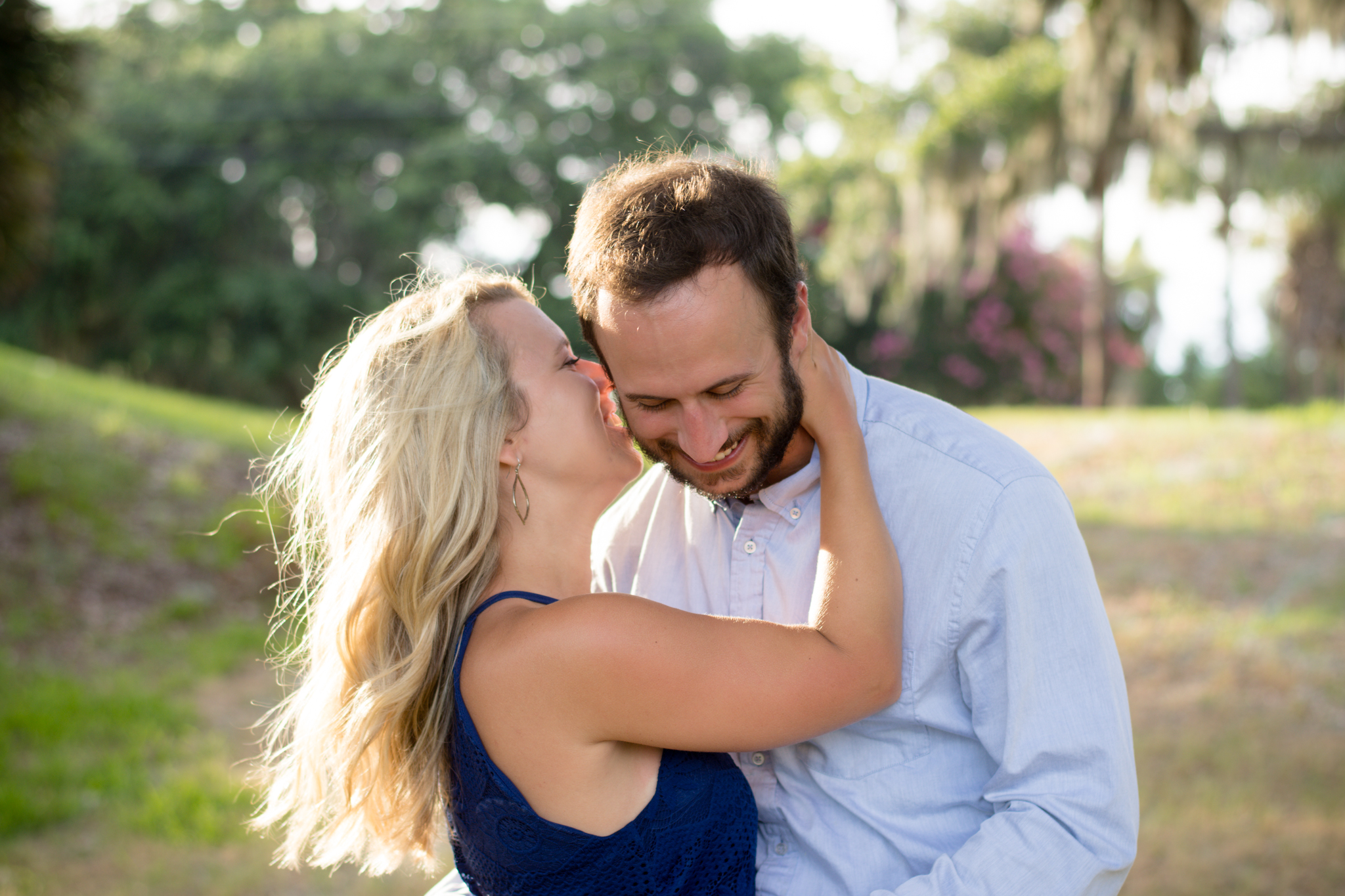 Couples photography in Beaufort, South Carolina