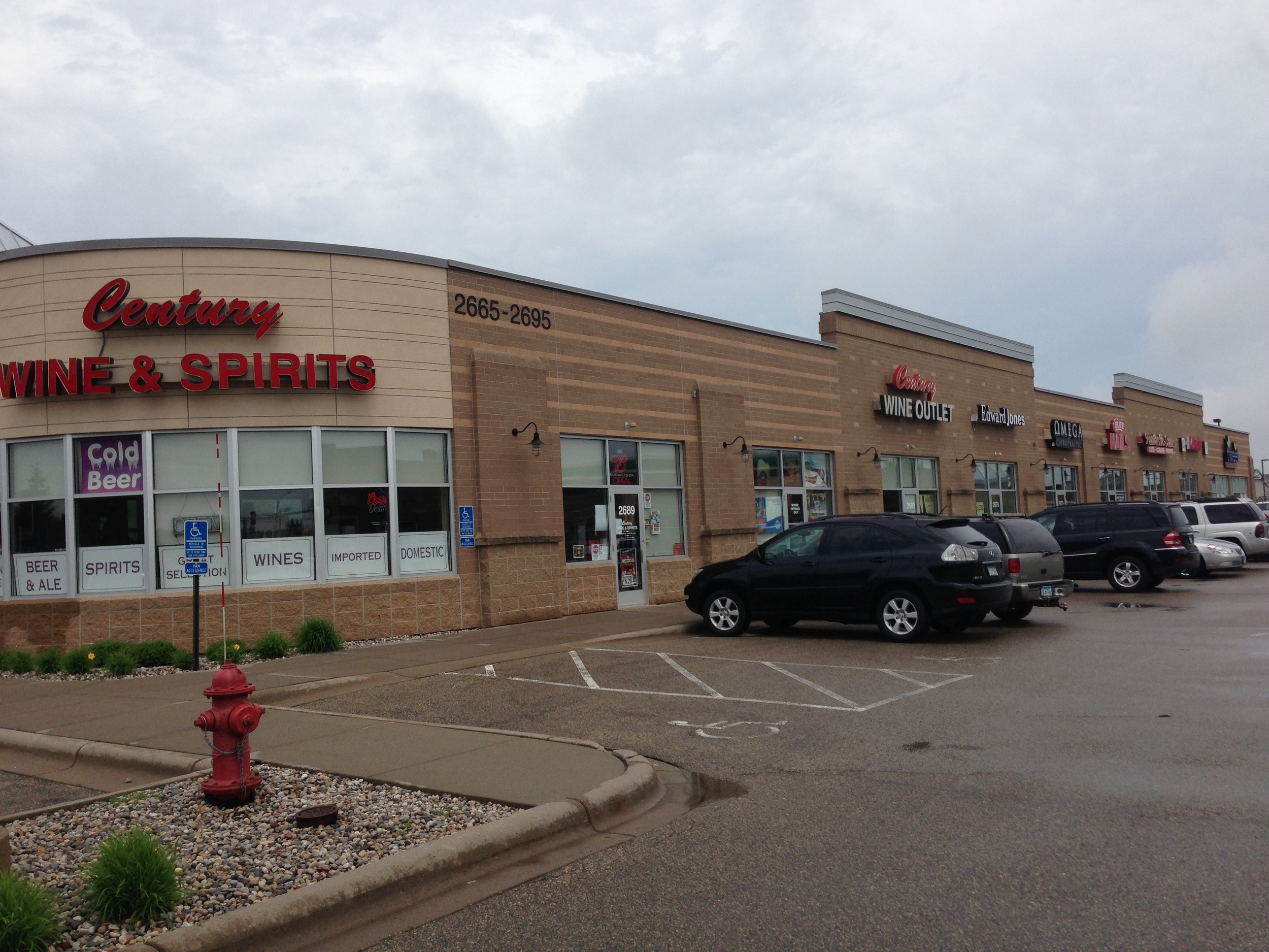 Retail Center - Chanhassen, MN