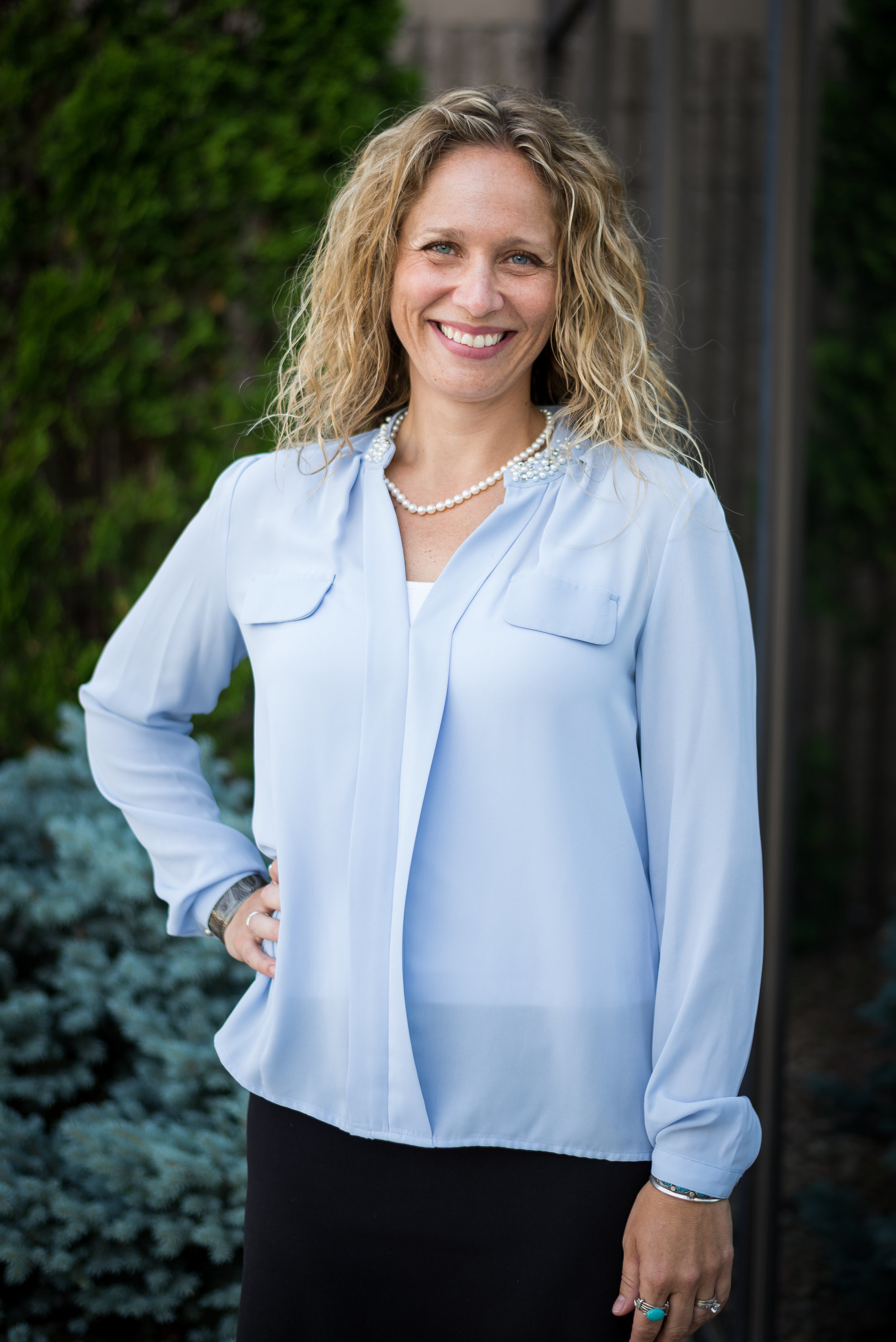 When she's not providing excellent service to our clients before and after close, Traci enjoys volunteering for children's causes, spending time outdoors, and enjoying her family.