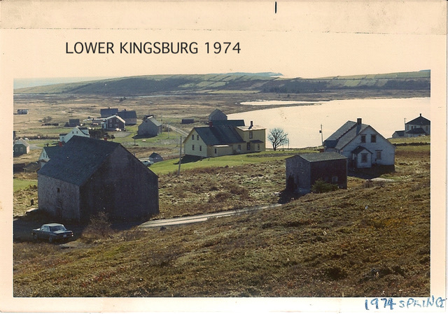 Kingsburg in 1974
