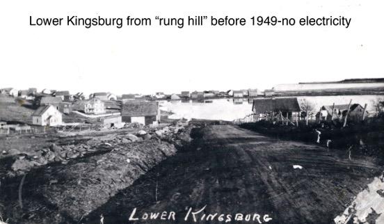 Kingsburg pre-1949