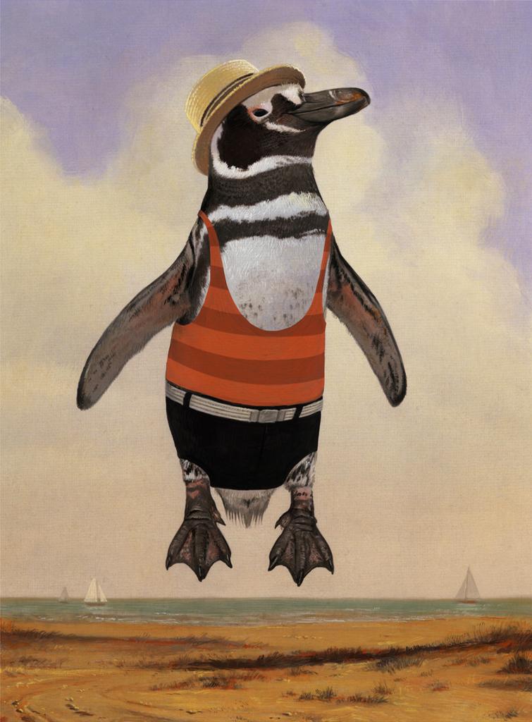 A Most Unforgettable Penguin