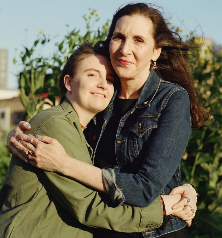 Laurie Simmons (with Lena Dunham)