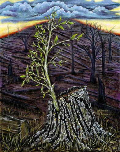 """The Branch"" by  L.L. Effler"