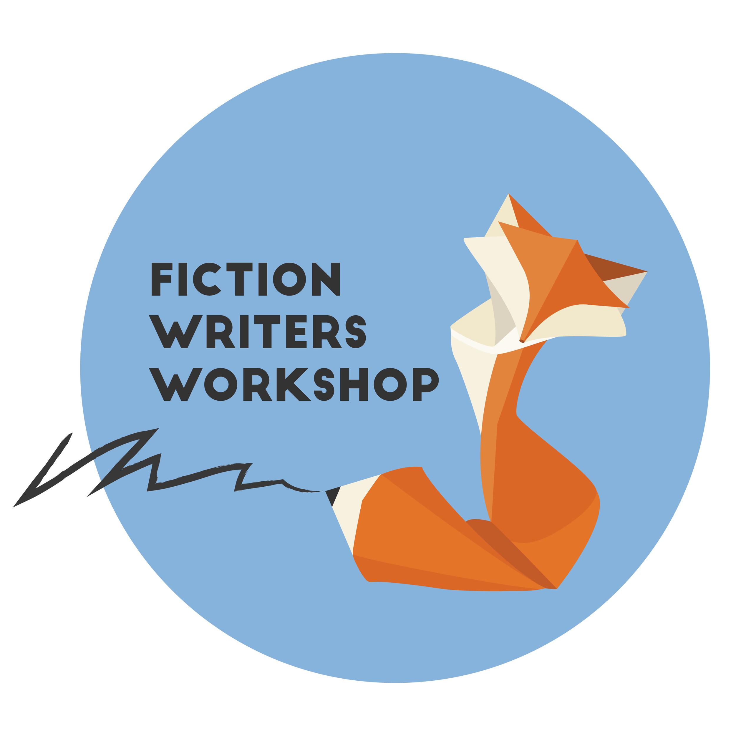 Fiction Writers Workshop Logo
