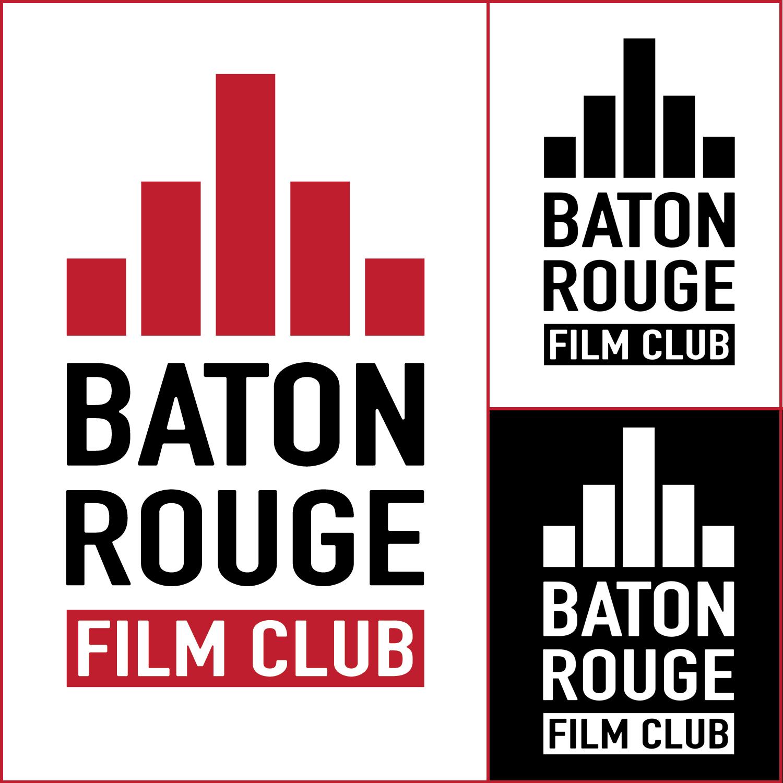 Baton Rouge Film Club Logo