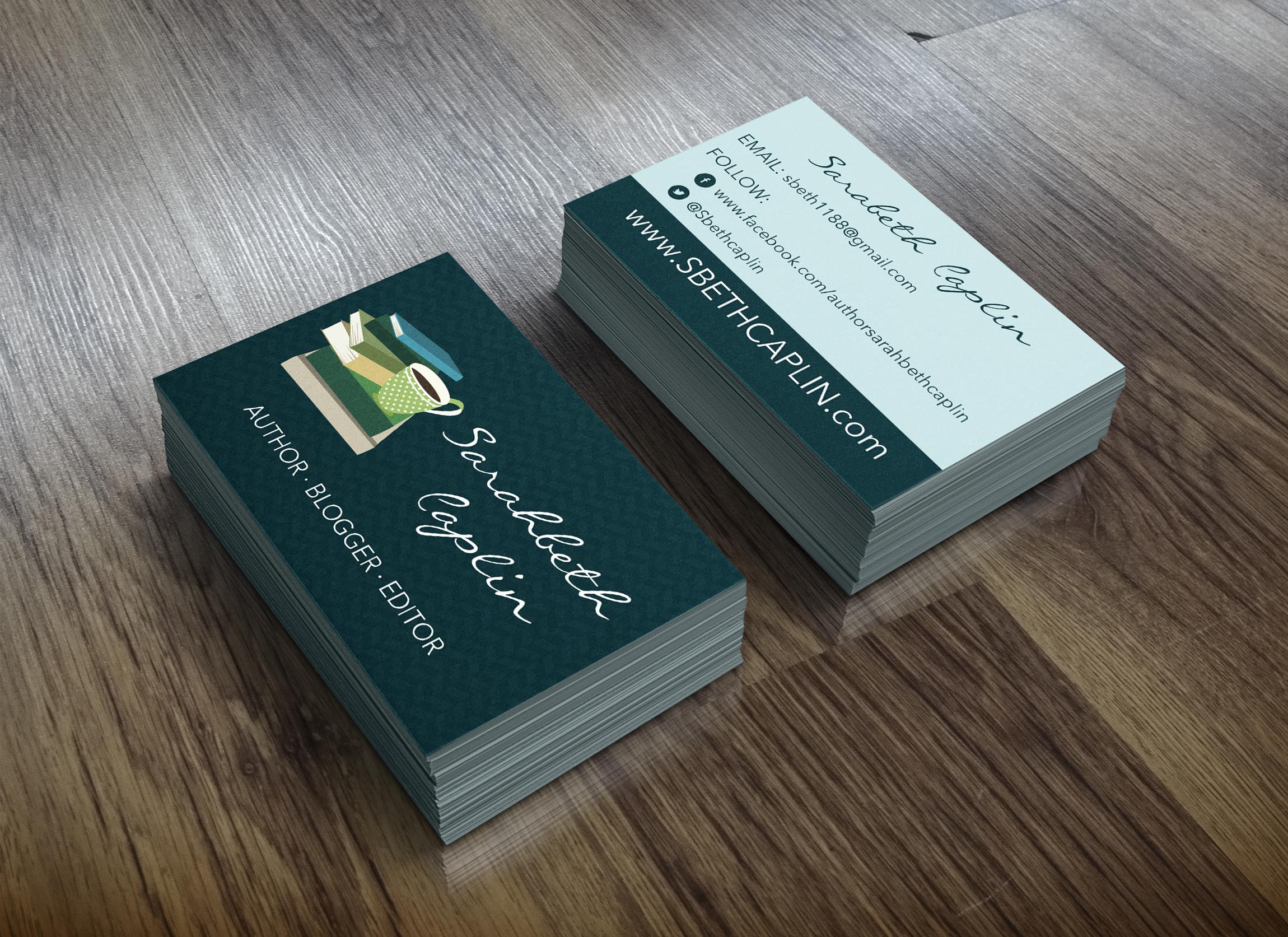 Sarahbeth Caplin Business Cards