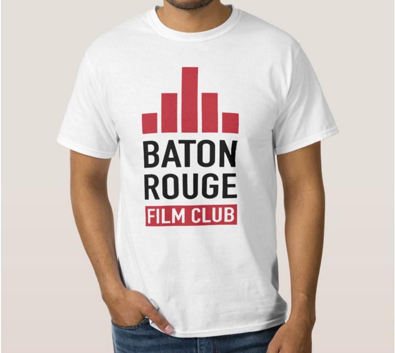 Baton Rouge Film Club T-shirt