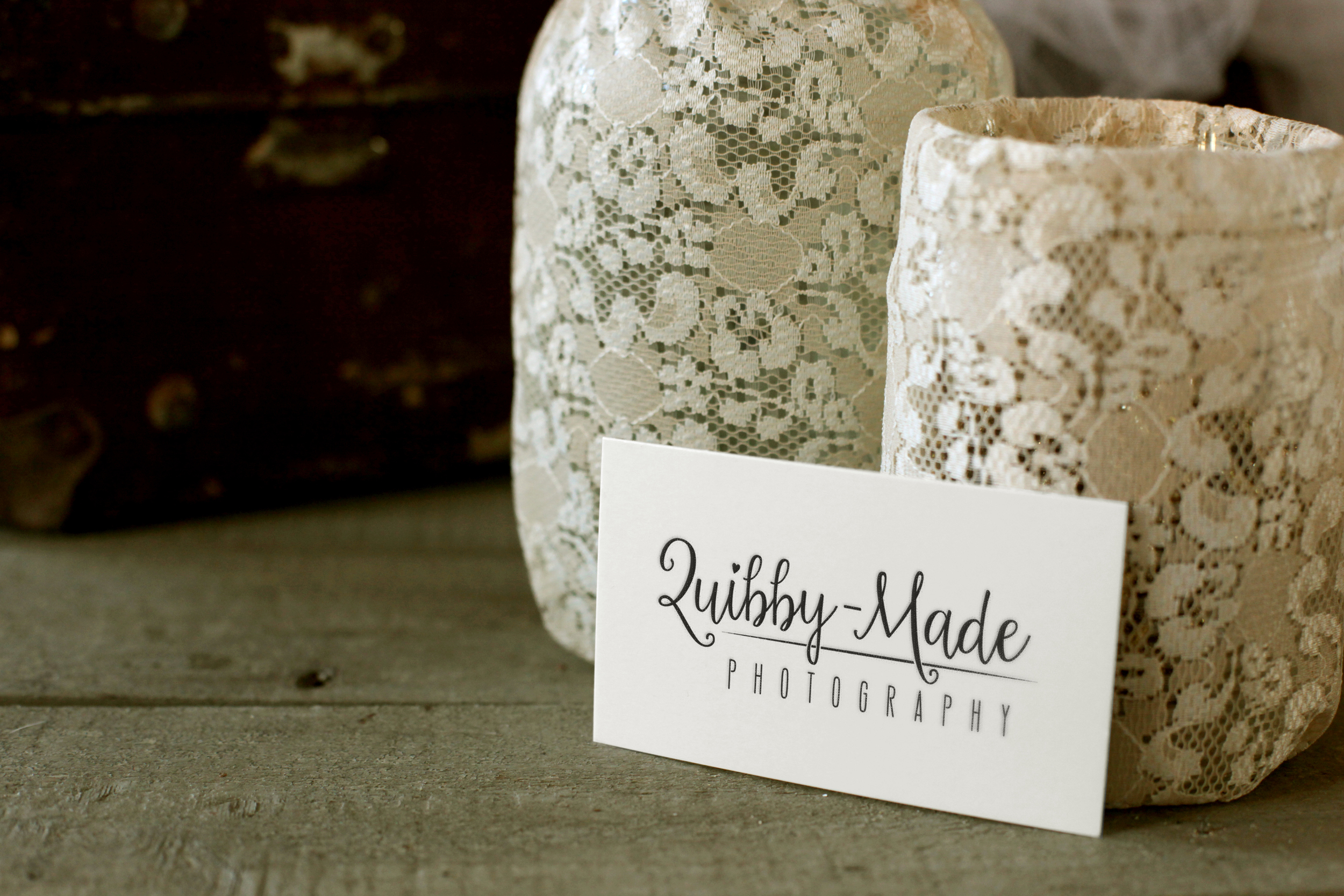 Quibby-made Photography Logo