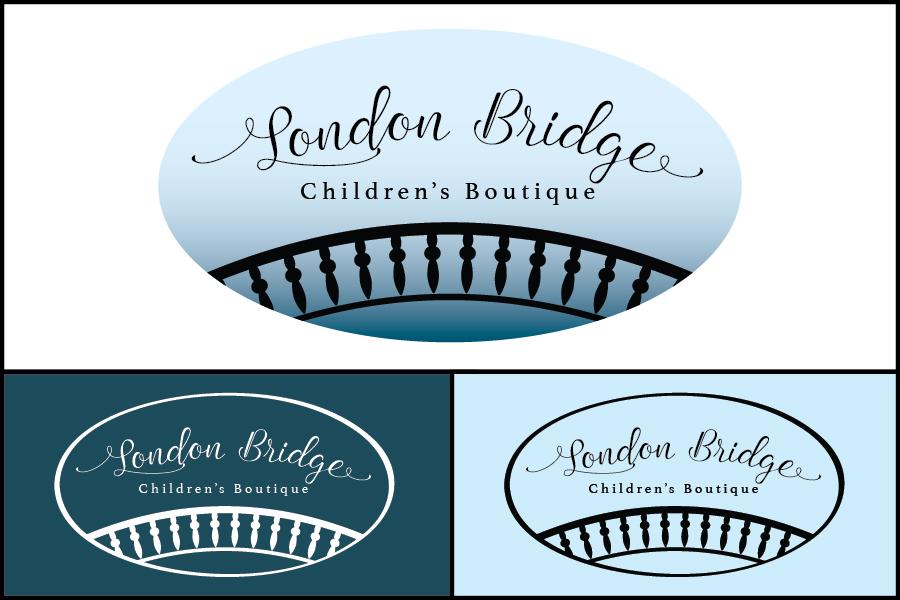 Logo Design for Children's Clothing Store