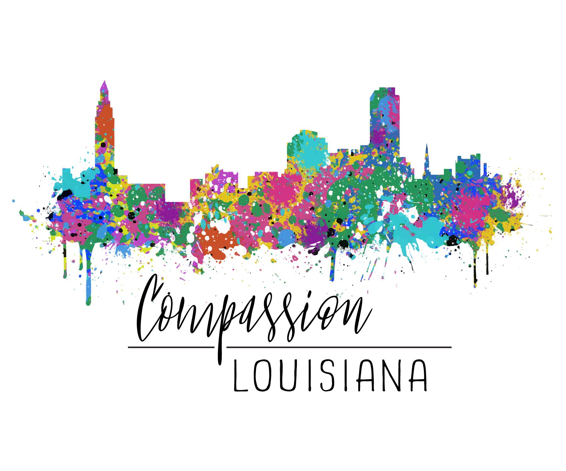 Compassion Louisiana Logo