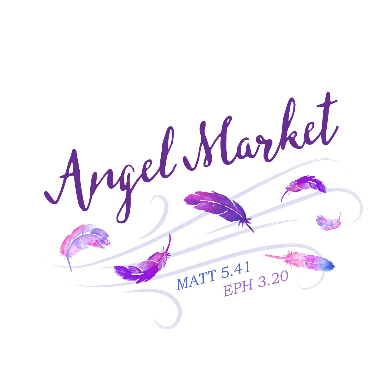 Logo for local vendor event