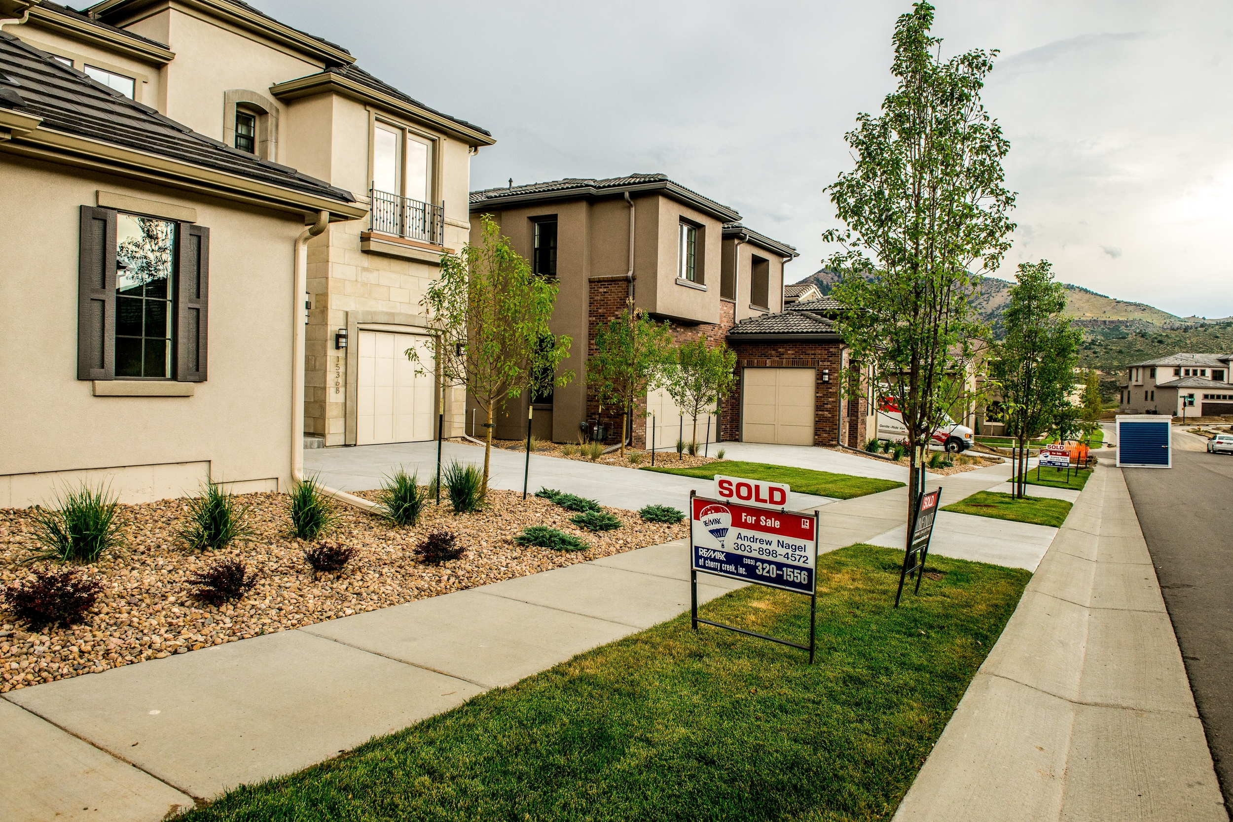 Andrew's listing sells in Solterra