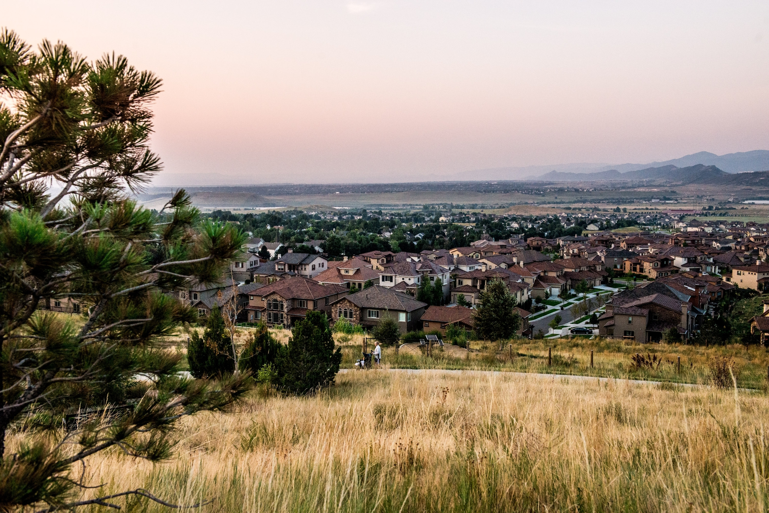 Solterra community sits in the shadow of the foothills in Lakewood, CO