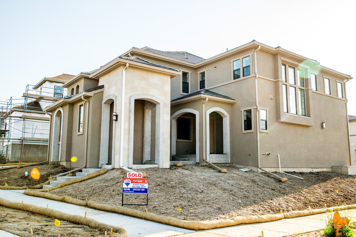 Unlike a lot of metro neighborhoods, Solterra saw sales in January.