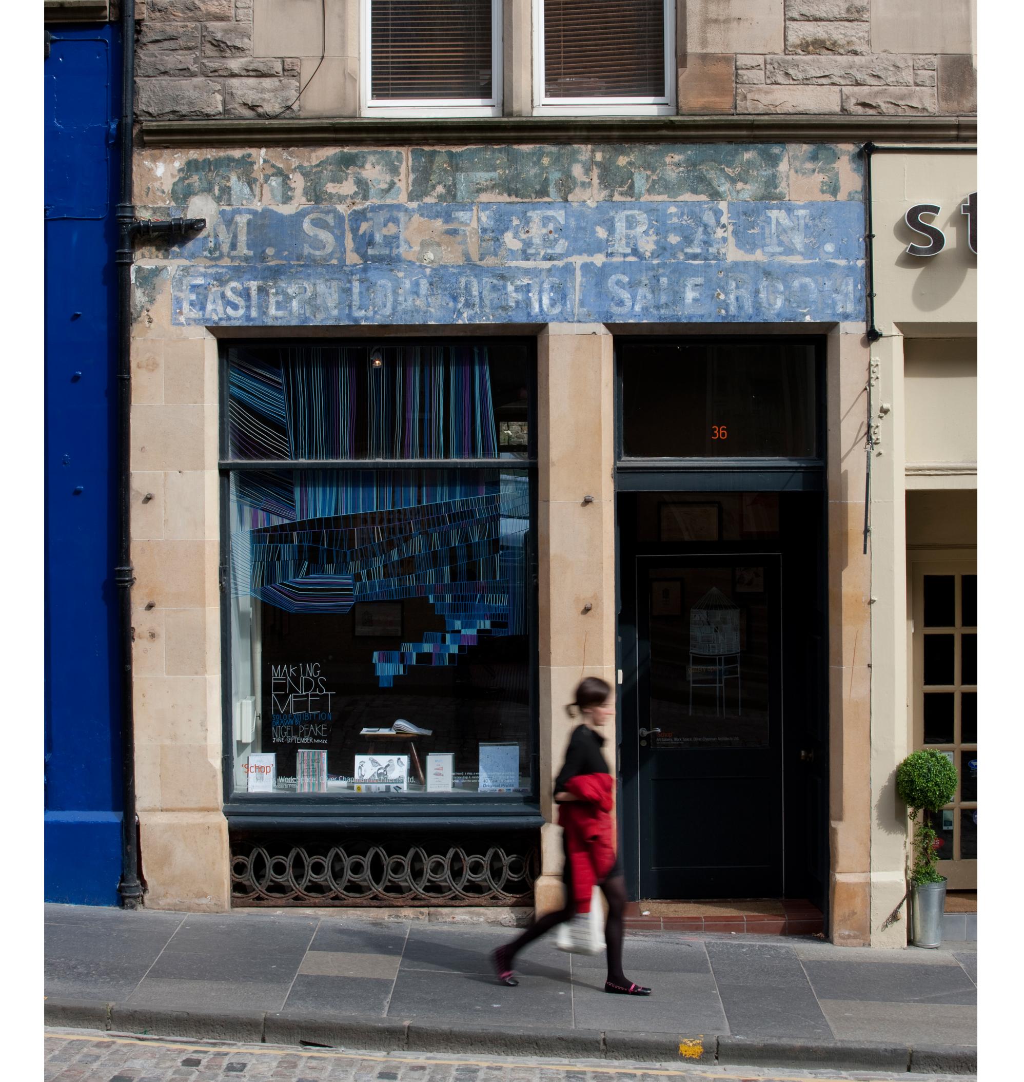 Schop:  St Mary's Street