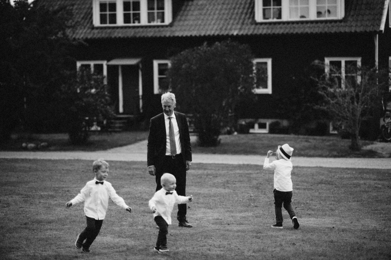 Tre speedade ungar och en farfar ✌️