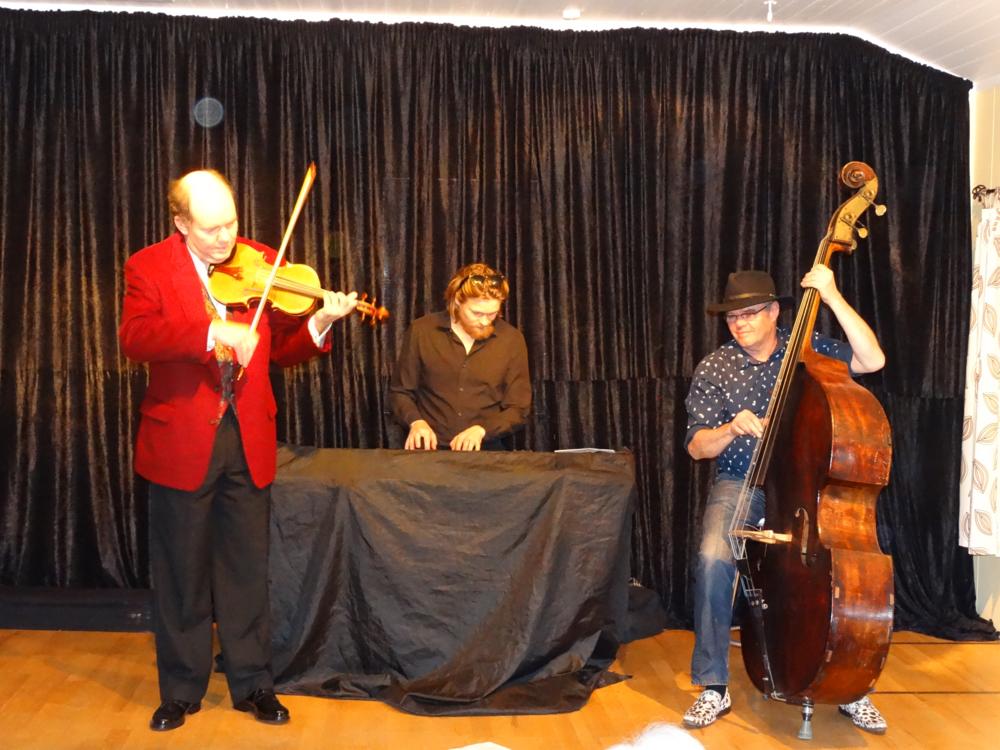 28 marts 2015 klaus Pindstrups Trio