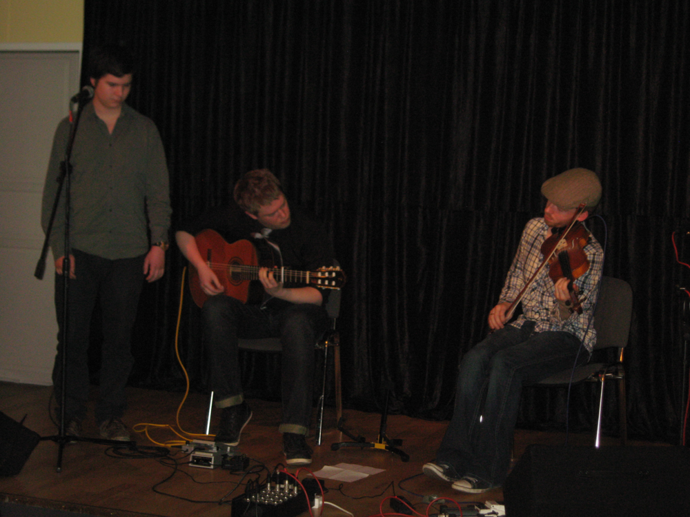2012, 3. marts, Ross Couper & Tom Oakes feat. Lukas Graham