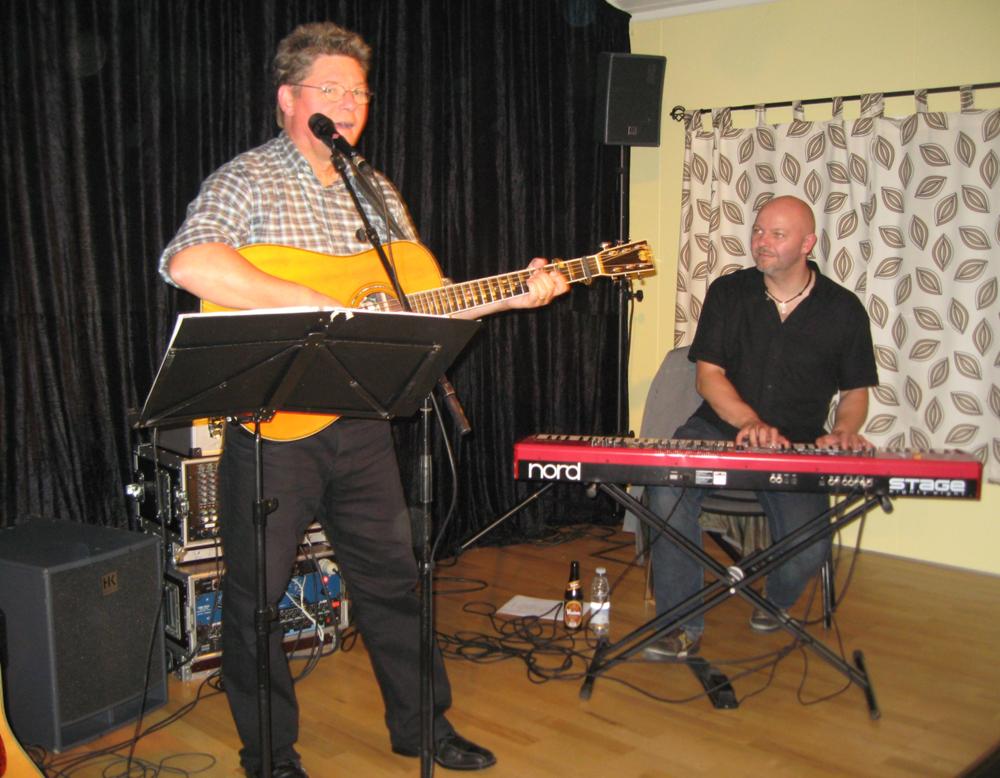 2011, 30. september, Erik Grip og Henrik Gunde