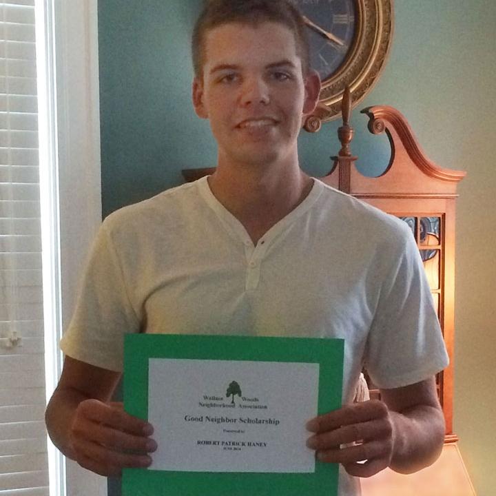 Patrick-Haney_Holmes-Scholarship.JPG