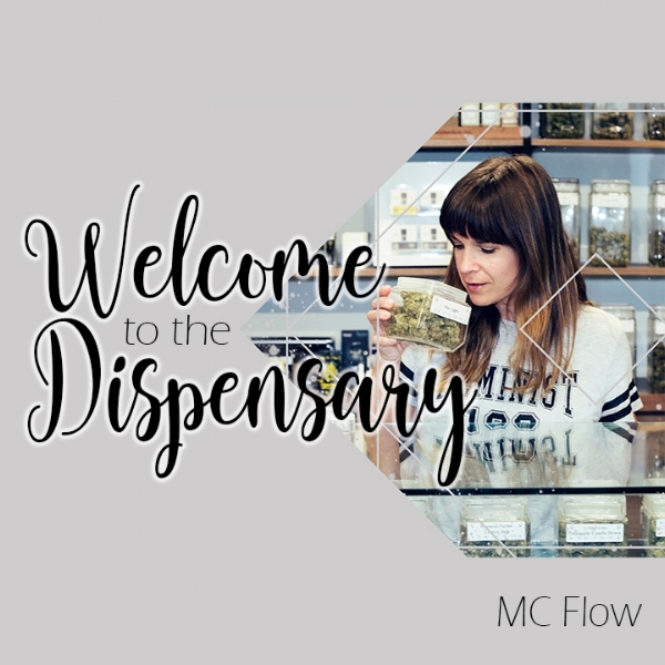 The dispensary is open and I'm never going home! - -- MC Flow