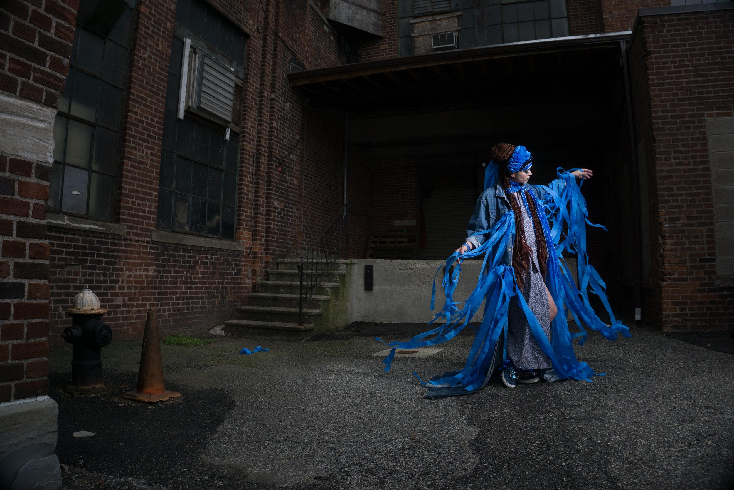 Nadine Blue