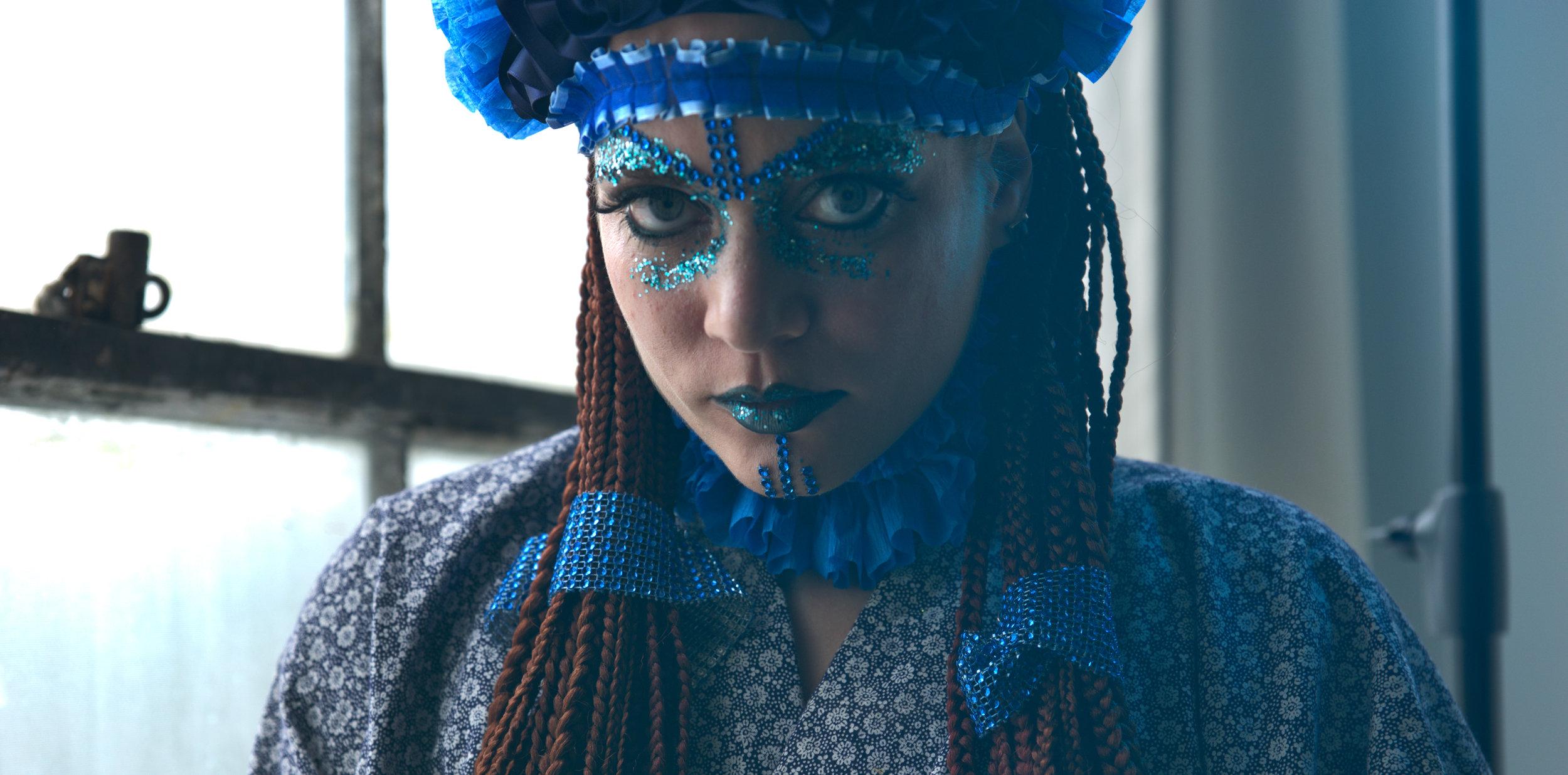 Nadine Blue ii