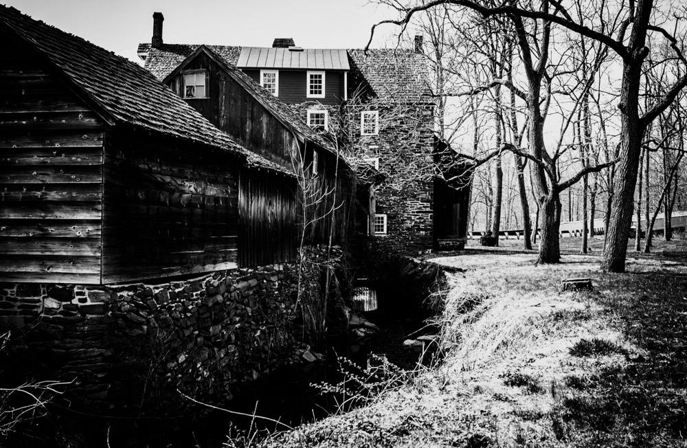 Old Mill.. Nikon d1x 5 mp