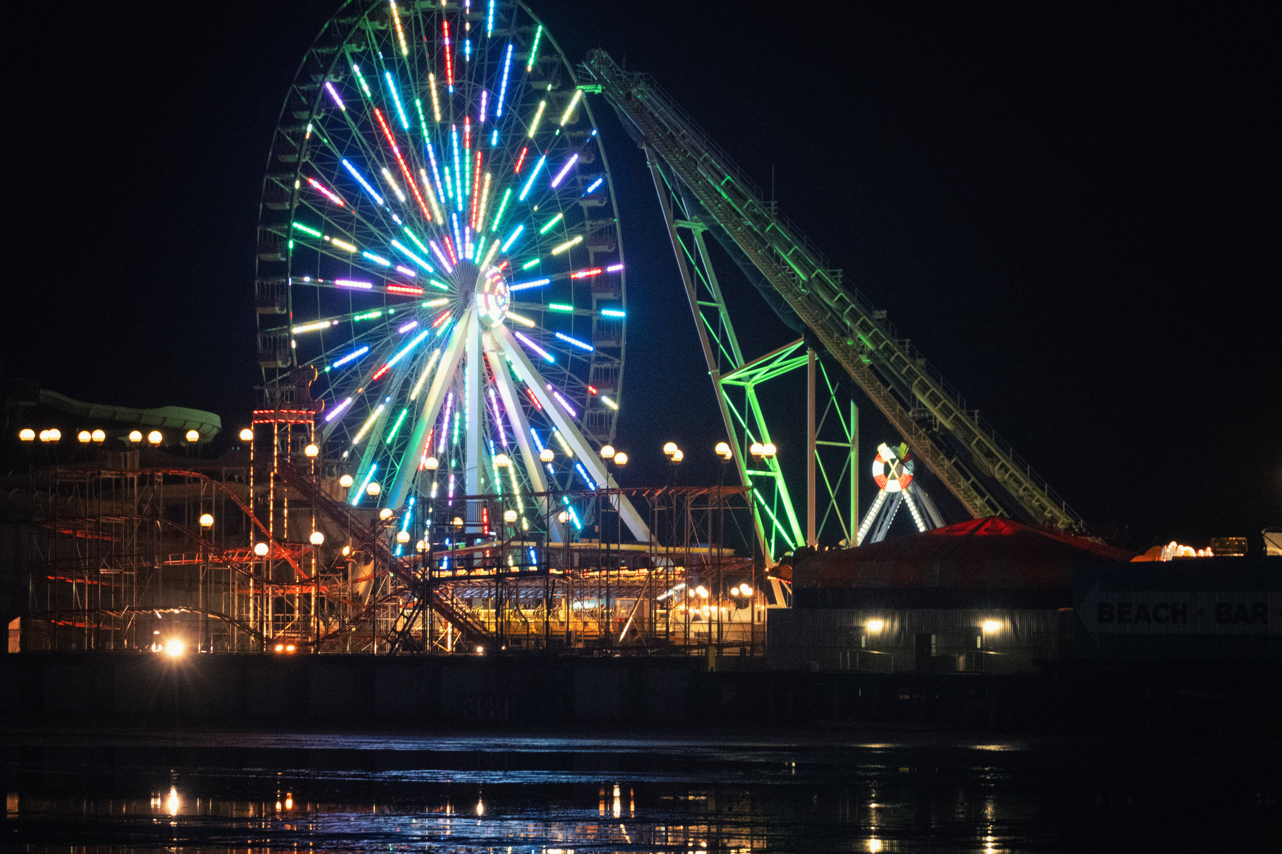 Wildwood Ferris wheel
