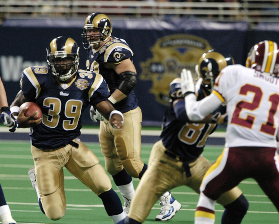St. Louis Rams Website