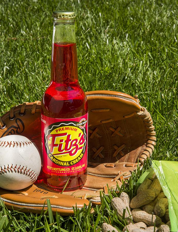 Fitz's Cardinal Creme Soda