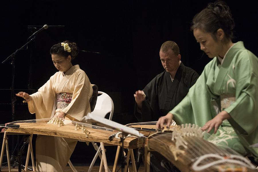 MasayoIshigure and Miyabi Koto at Japanese Festival