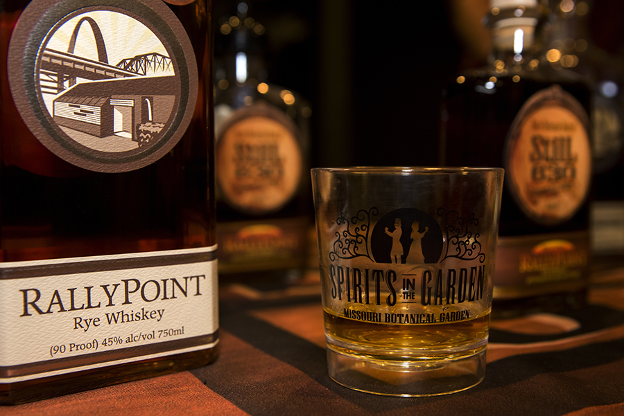 Rally Point Rye Whiskey