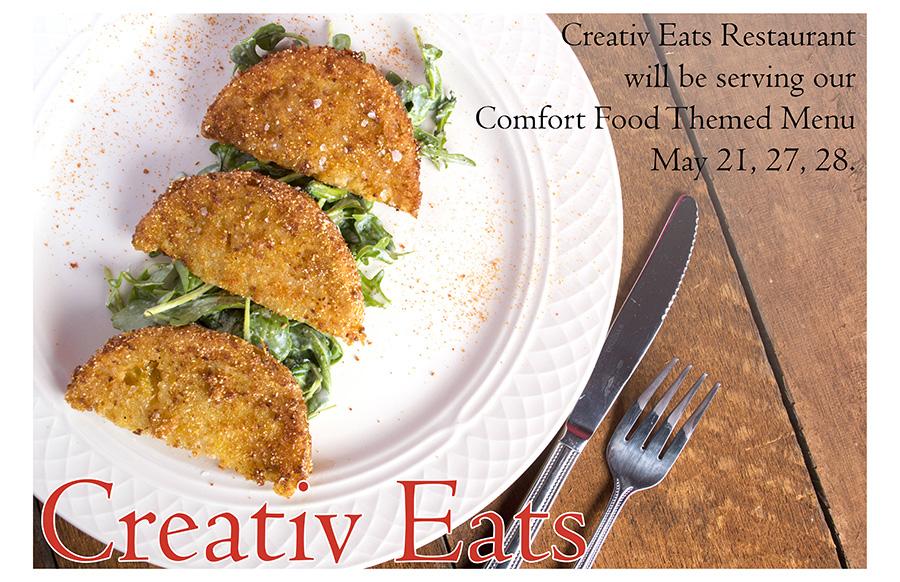 Creativ Eats Advertisement