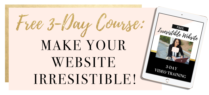 Anjelica Dezel The Designer Brand Coach Web Design Strategy For Your Business