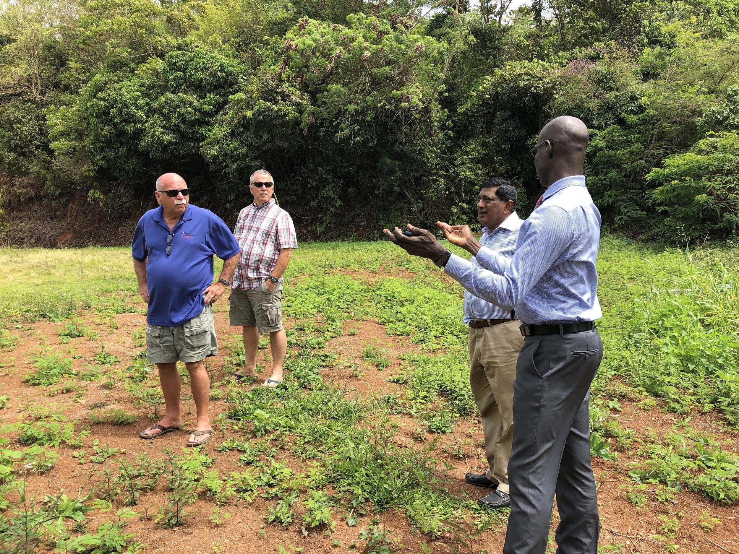 Community Development survey - Grenada