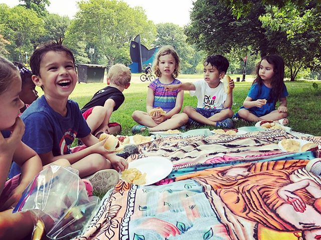 Throwing it back to a summer day. PKA Summer Camp Club registration is opening up soon. Be on the lookout 👀 #summertime #summerlovin #pkasummercampclub #friends #family #prospectpark #love #adventure #explore #sunshine   #rainydays