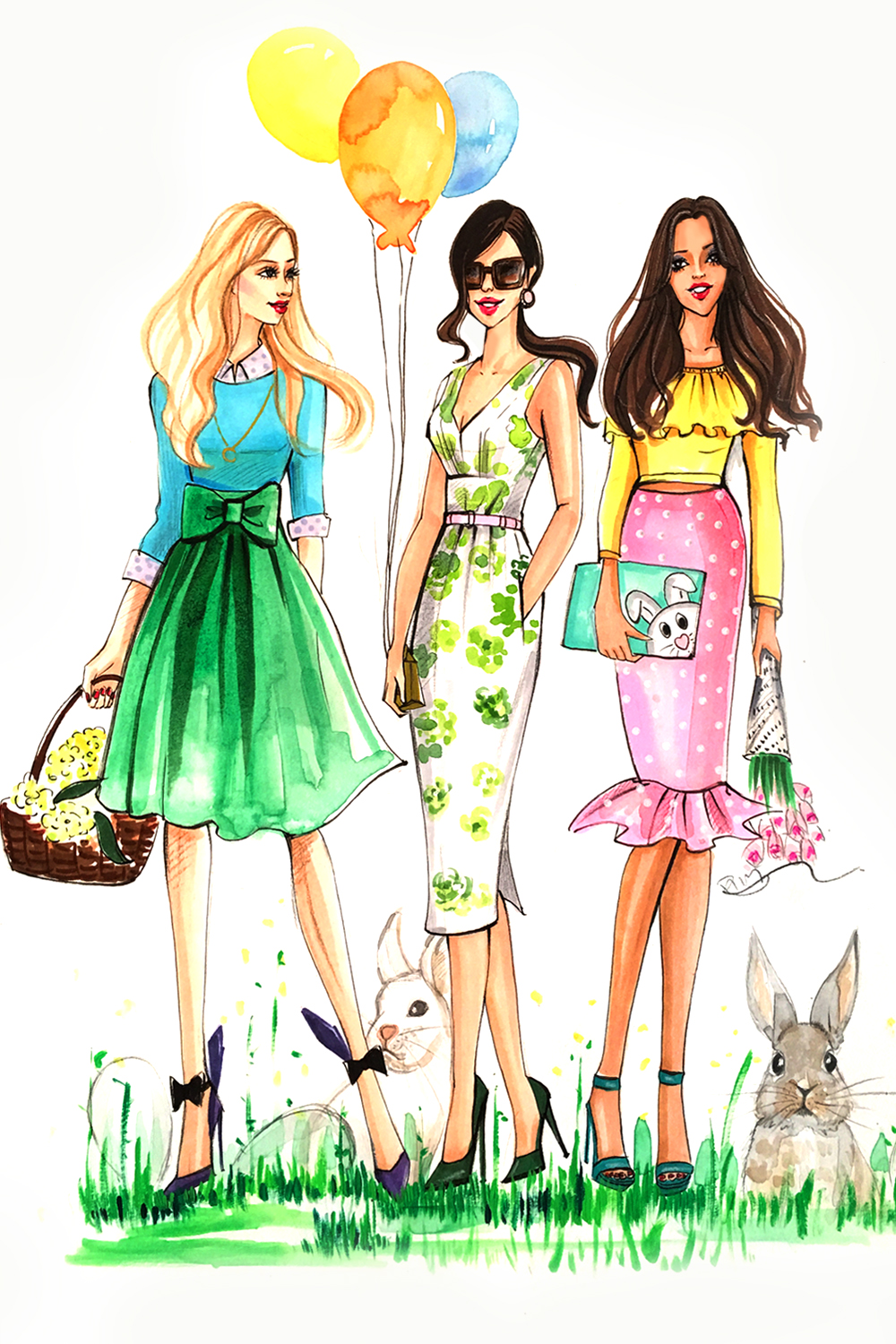 Easter fashion illustration-by-Rongrong-DeVoe.jpg