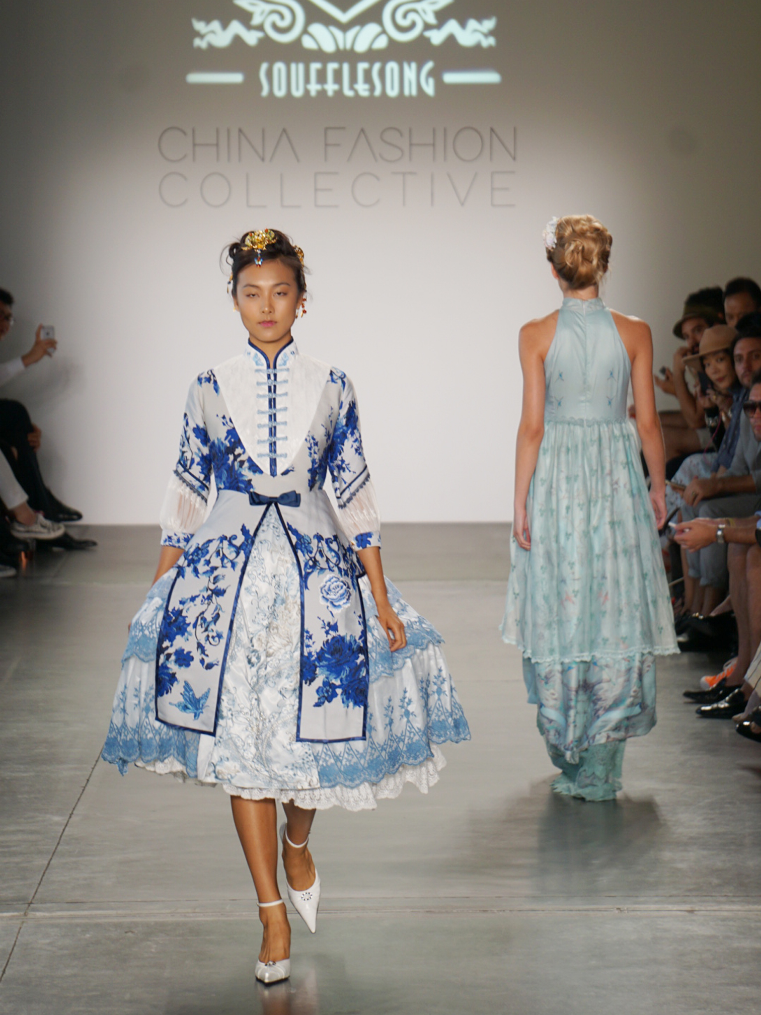 NYFW China fashion collective