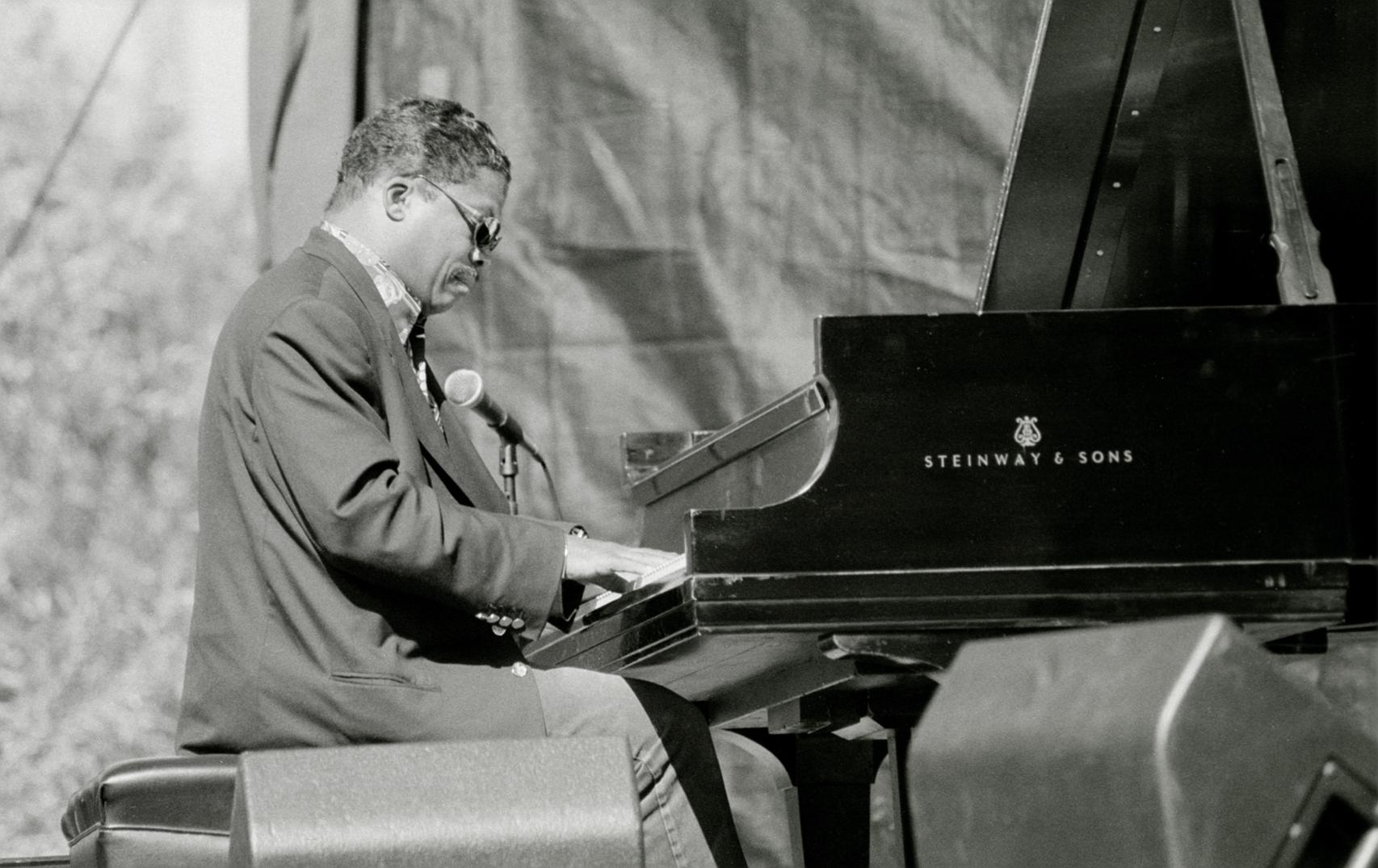 Herbie Hancock, Russian River Jazz Festival, 9/06/97