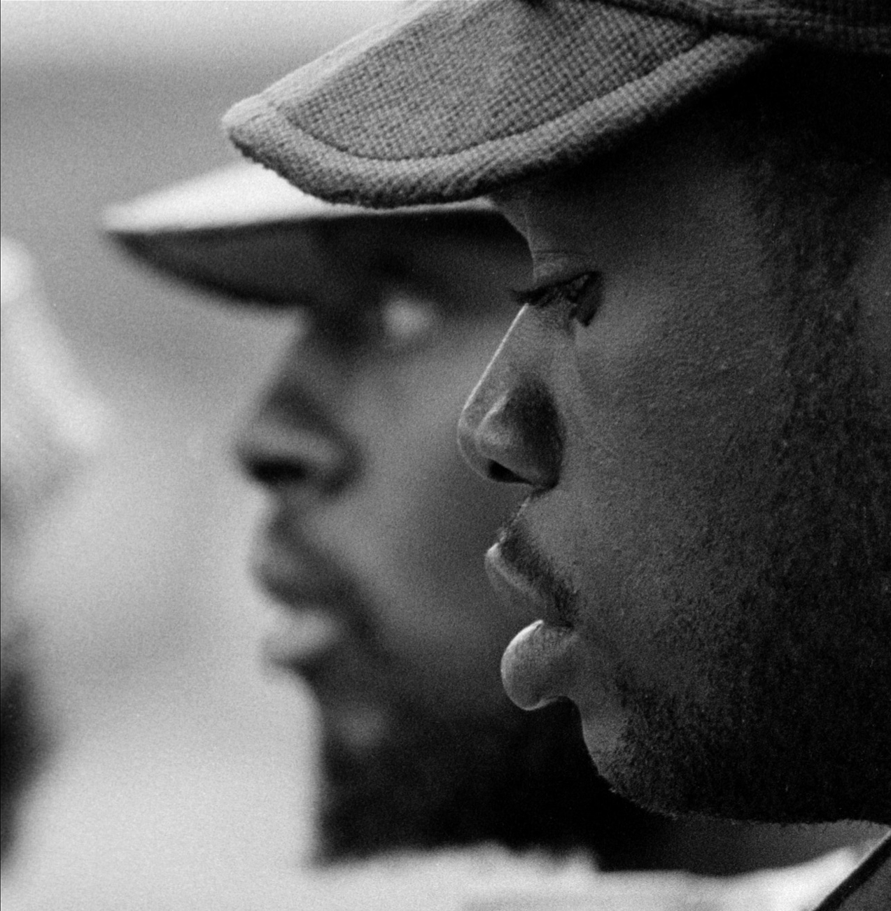 Pras and Wyclef of The Fugees, Tibetan Freedom Concert, 6/15/96