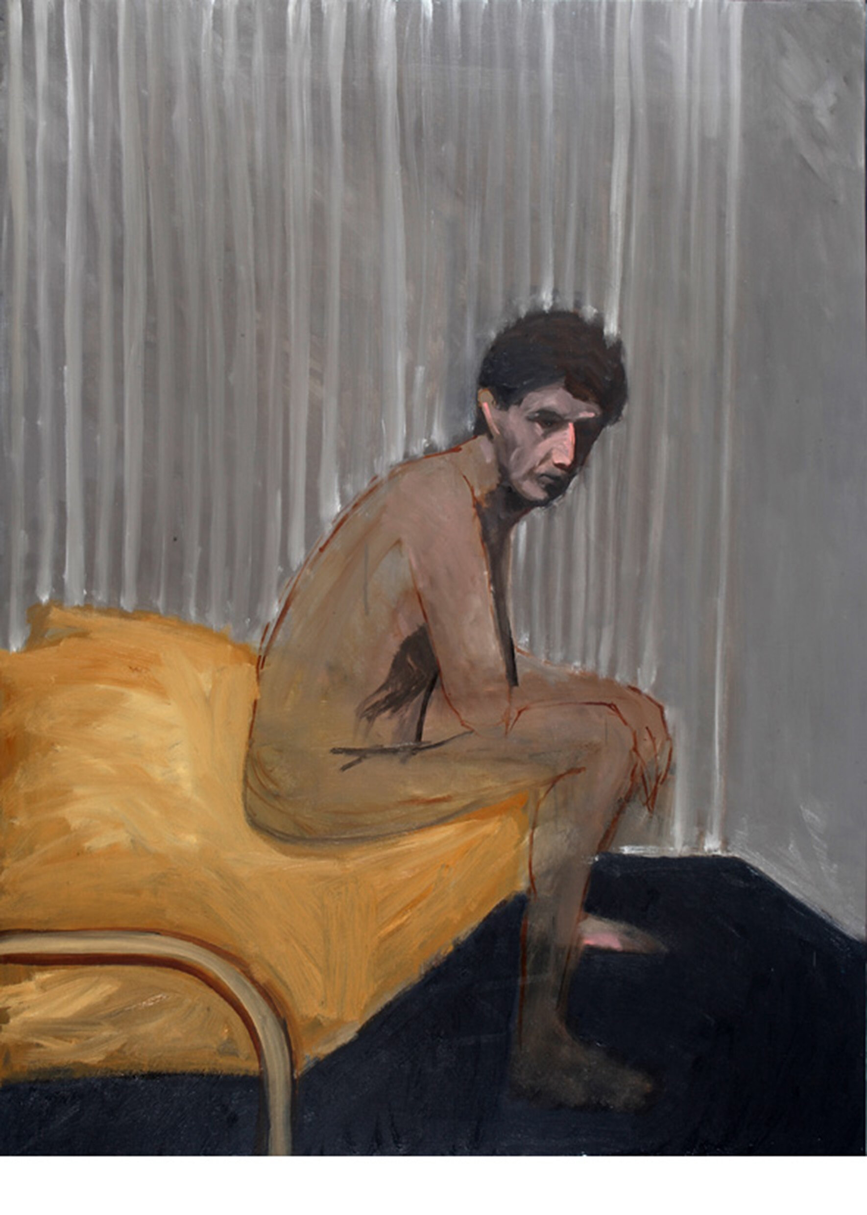 1. José Miguel Rojas  Autorretrato, óleo sobre, 123 x 91 cm.  tela, 04.06.2010 copia.JPG