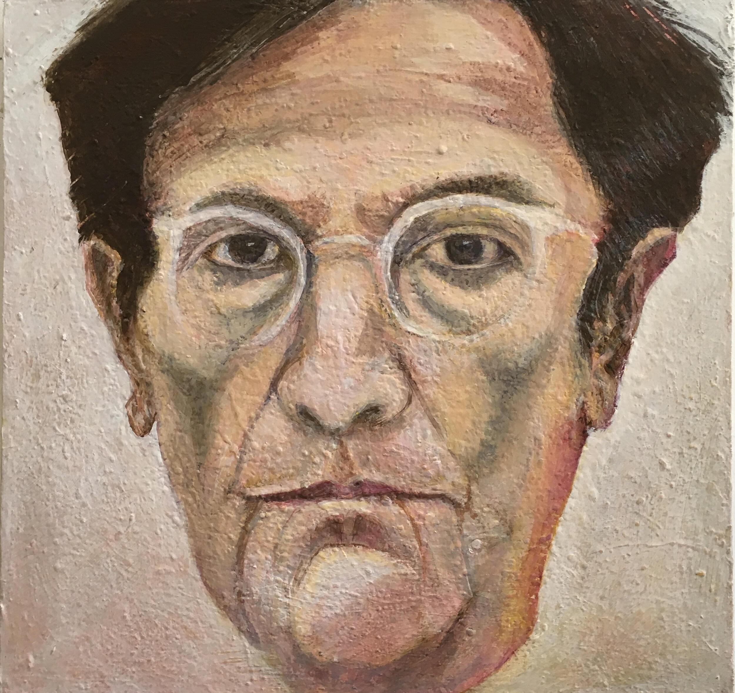 2. Paquita Cruz - Mezzogiorno, 2018, 41 cm x 41 cm.jpg