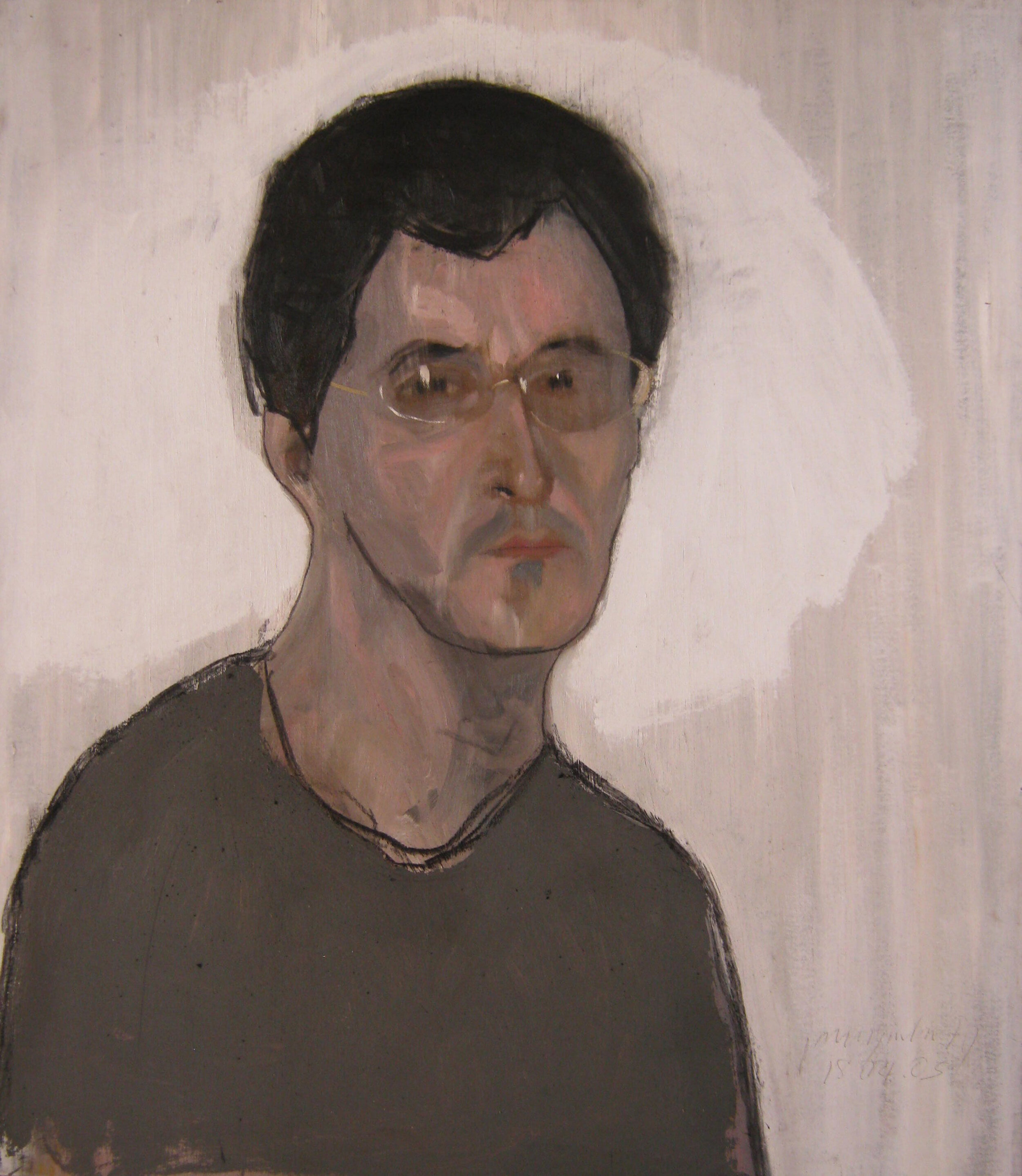 2. José Miguel Rojas Autorretrato, 2005-2006.JPG