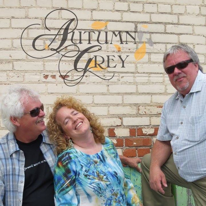 AUTUMN GREY - 6-8:30PMThis dynamic trio will have you dancing and singing along to all the classics you love.