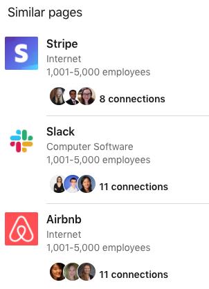 Similar Companies