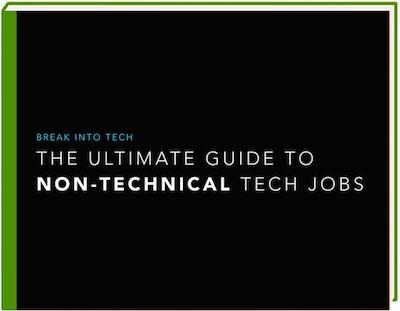 Non-Technical Tech Jobs